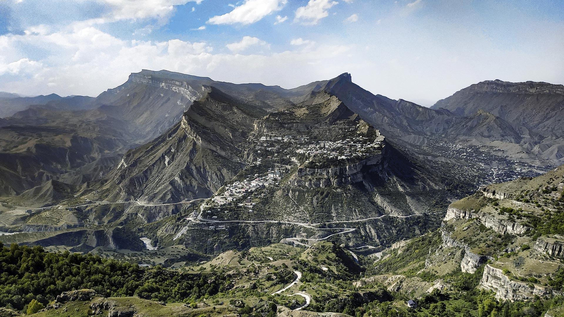 Dagestan – im UAZ Camper durchs kaukasische Kleinod mit off-trails