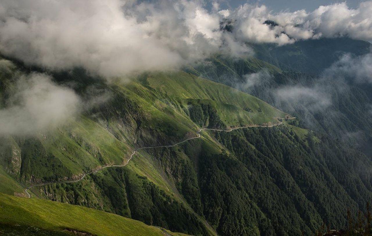 Georgien, erlebe den Kaukasus mit off-trails