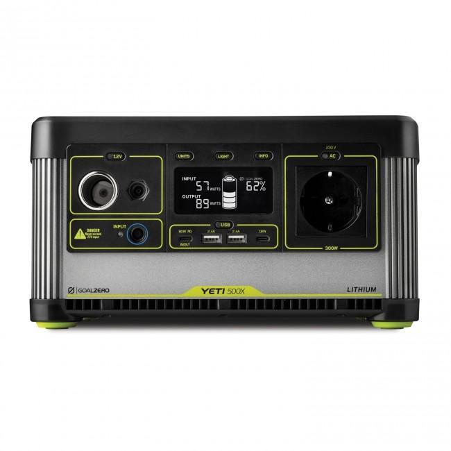 Goal Zero Yeti 500X Lithium Power Pack