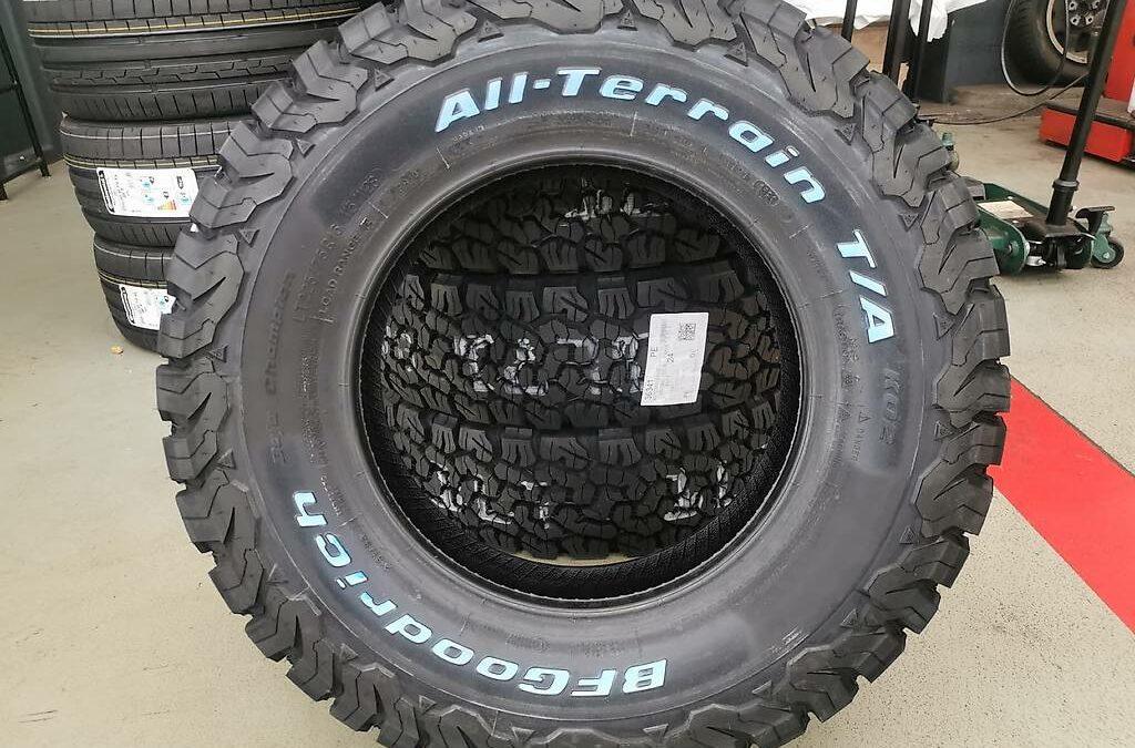 BF Goodrich Reifen zu verkaufen