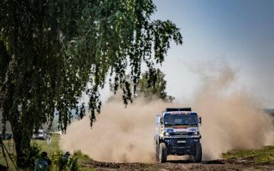 Silk Way Rally 2021 lässt die Offroad-Biester von der Leine