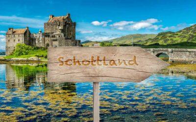 Schottland 4×4 Sofftroad – Camp-Tour in die schottischen Highland