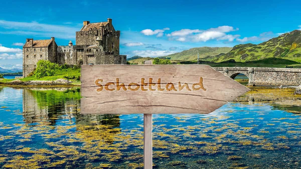 Schottland 4×4 Sofftroad – Camp-Tour in die schottischen Highland mit Gränzelos