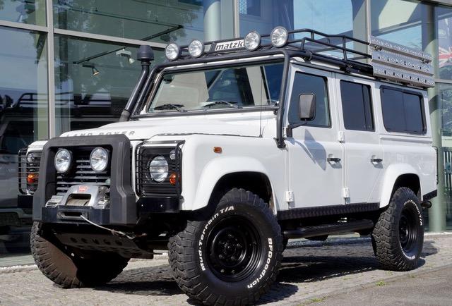 Land Rover Defender 110 TD4 2.2 md4 Expedition