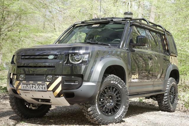 Land Rover Defender 110 D240 SE md4r Matzker