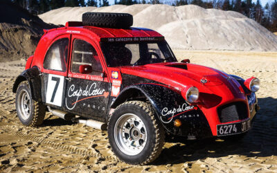 1974 CITROËN 2CV TWIN-ENGINED 4X4 SPECIAL