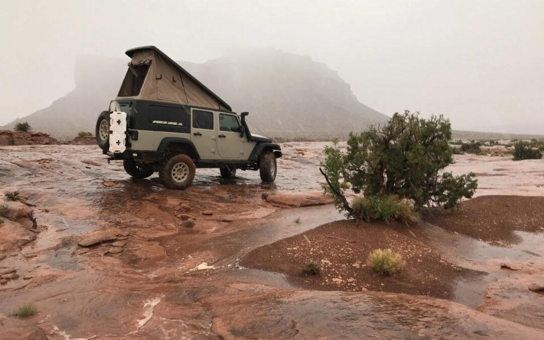 American Safari Jeep JXL Conversion