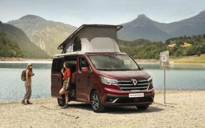 Renault Trafic SpaceNomad, mit Frischluft-Dusche und Ölheizung