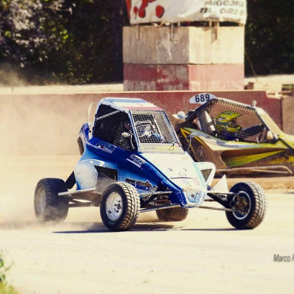 Kartcross su base Camotos