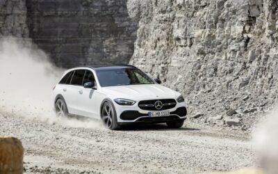 Mercedes C-Klasse T-Modell als All-Terrain