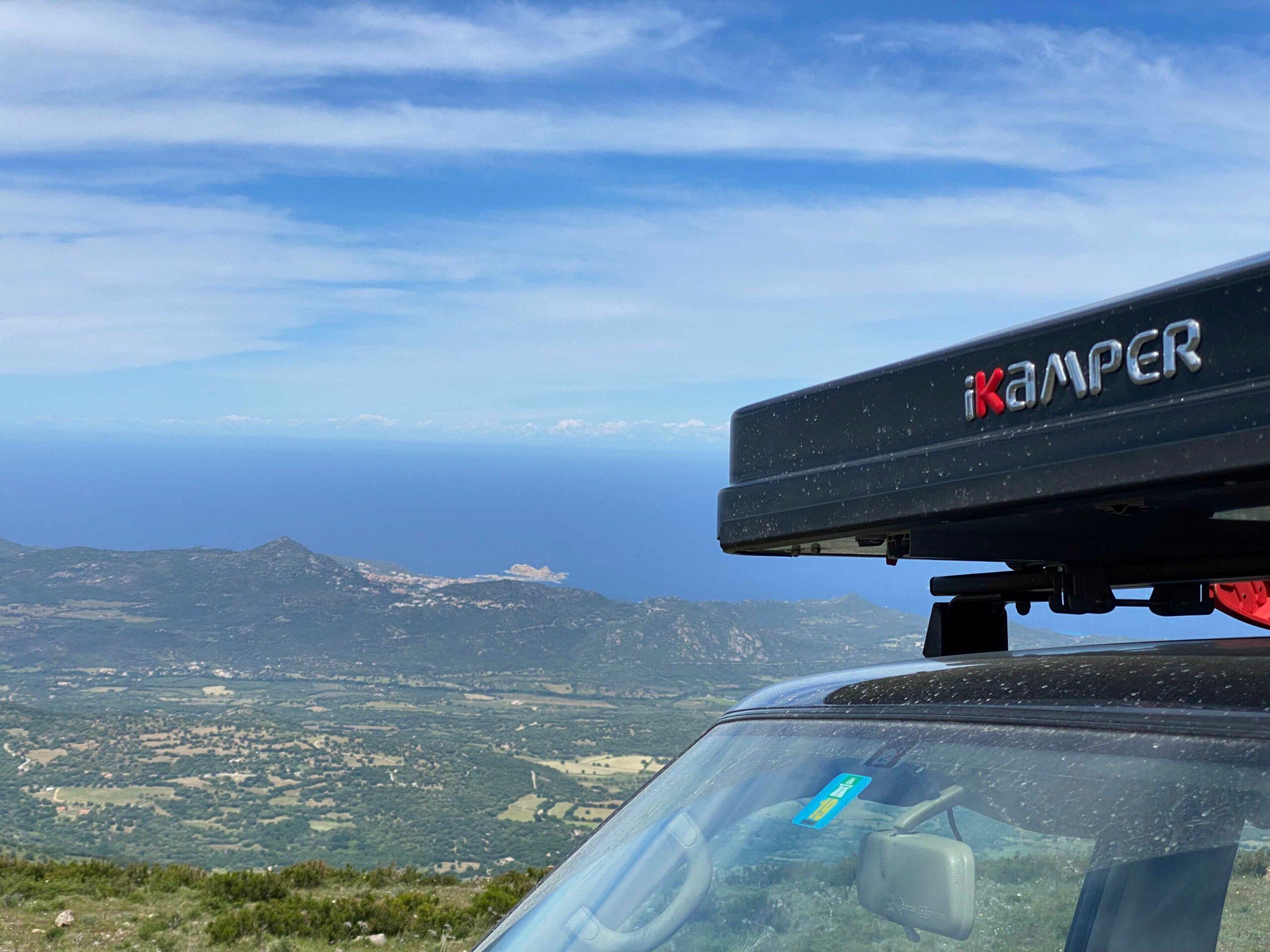 gebrauchtes Dachzelt: iKamper Skycamp 2.0 für 4 Personen