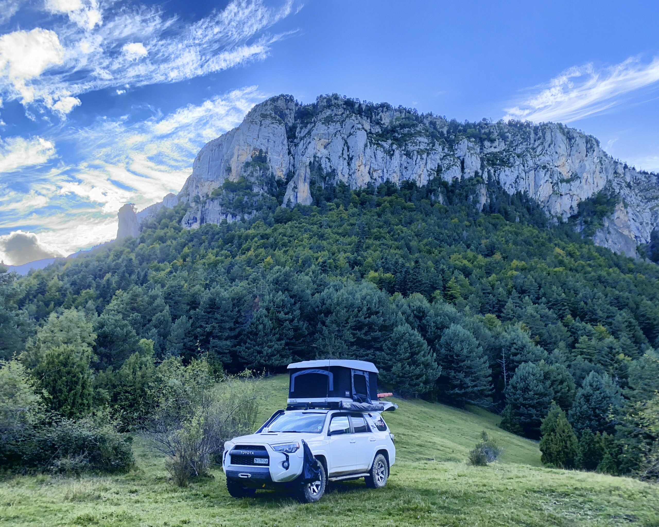 gebrauchtes Dachzelt: AUTOHOME Maggiolina GRAND TOUR 360°